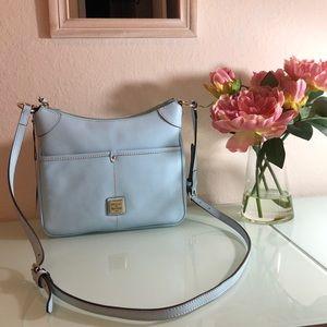 Dooney & Bourke kimberly, Pale Blue leather